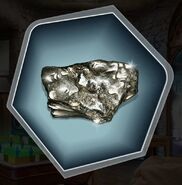 MeteoriteFragmentTE