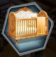 TRH Royal Crib