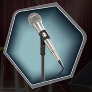 MicrophoneInStand