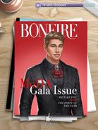 PT Bonfire Male Avery Magazine Cover