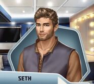 Seth Alternate Movie Costume
