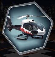 TNA2 Sam Helicopter