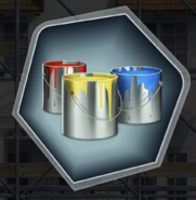 SK Paint Cans in Ch. 12