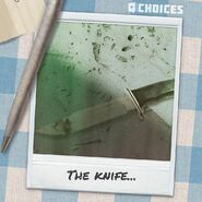 VoS Suspect Weapon The Knife