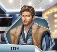 Seth Movie Costume