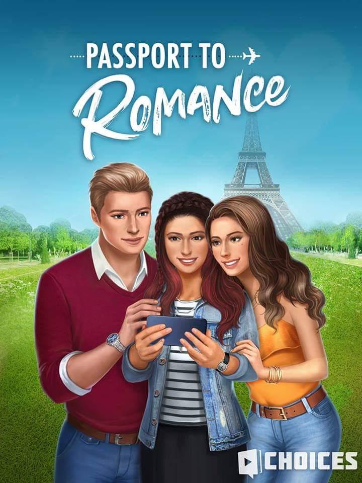 Passport to Romance Choices