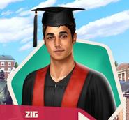 Zig Graduation