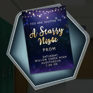 Weh prom flyer