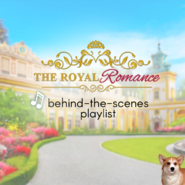 The Royal Romance BTS Playlist Cover