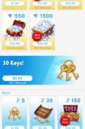 New Look for Keys as of 06-21-2019
