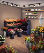 RCD Auggie's Flower shop