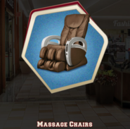 Massage Chairs at Mall in HSSCA, Ch. 13