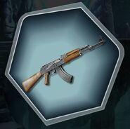 Ds rifle ak47