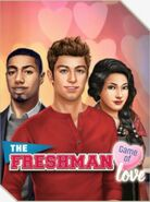 The Freshman-Game of Love