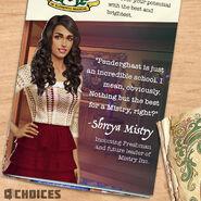 Shreya Mistry Sneak Peek from The Elementalists