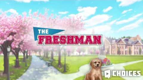 The Freshman - Sleigh Girl, Sleigh