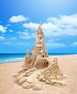 AME Sand Castle in Ch.4