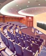 HU Classroom empty