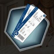 AvSP parents plane tickets