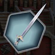Trh3 elegant sword