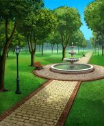 ParkWithFountainDay