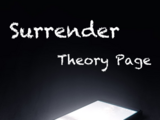 Surrender Theory Page