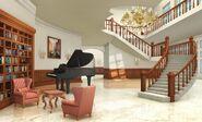 Oldhollywoodhouselivingroom