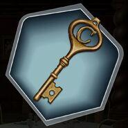 Thobm clarissa key