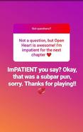 ImPatientformoreOH
