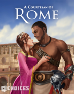 A Courtesan of Rome Official