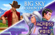 Big Sky Country-Across The Void