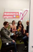 TRH Writers Meeting on 06-19-2019