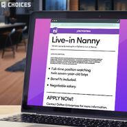 The Nanny Affair Sneak Peek