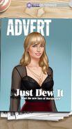 Advert Magazine Cover PT MC