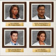 Some of the Doctors at at Edenbrook Hospital OH Sneak Peek