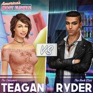 Teagan vs Ryder