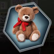HFTH MC's Teddy Bear