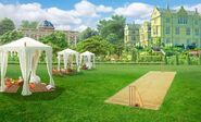 Tuh worthington estate cricket match