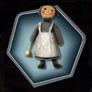 TE Creepy Doll