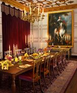 Tuh worthington dining hall dinner party