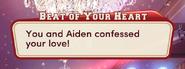 Aiden and MC Love Confession