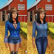 RCD Country outfit