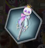 BP panda princess wand