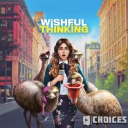Wishful Thinking Official Cover