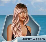 RCD2 F2 Agent Warren Spy Bikini