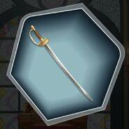 Trh2 rapier sword ebrim