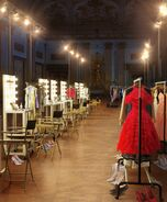 Hc hazel boutique milan backstage