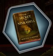 RCD The Secret of Ninradell First Edition book