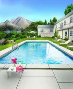 Poolofoldhollywoodhouse