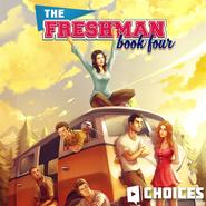The Freshman, Book 4 promo